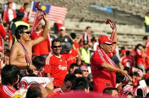 I AM LIVERPOOL FC SUPPORRTER CLUB MALAYSIA
