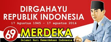 Dirgahayu Republik Indonesia Ke 69