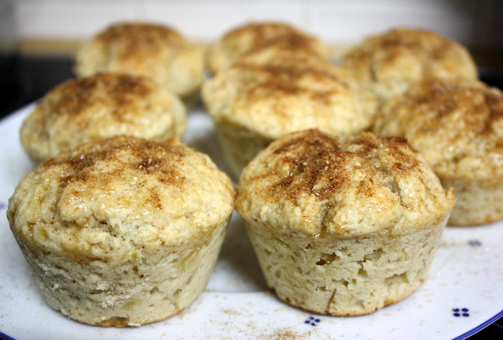 French Breakfast Muffins Recipes — Dishmaps