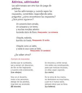 Respuestas Apoyo Primaria Español 4to grado Bloque 1 lección 2 Escribir trabalenguas y juegos de palabras para su publicación