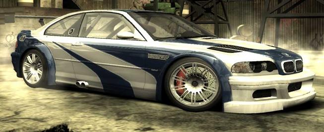 The Hero Car Of Most Wanted A Customized BMW M3 GTR