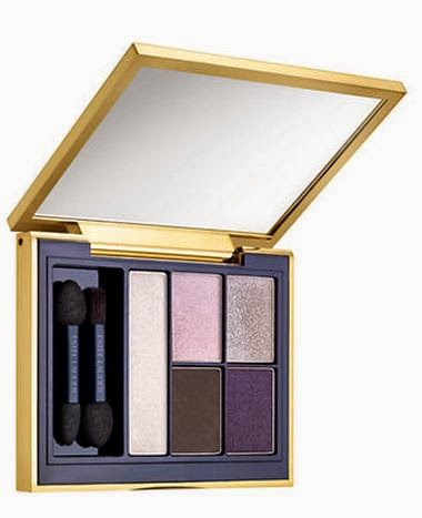 Pure Color Envy Sculpting EyeShadow 5-Color Palette Envious Orchid