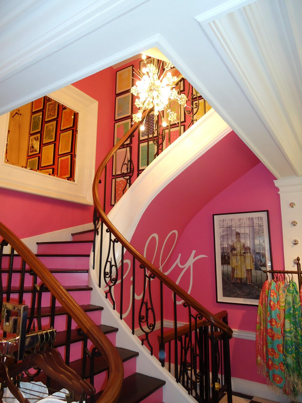 Lilly Pulitzer House let the tide pull your dreams ashore: lilly pulitzer, madison avenue