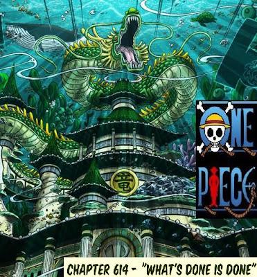 One Piece 614 Manga