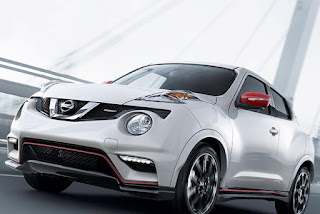 2015 new Nissan Juke edition NISMO front view
