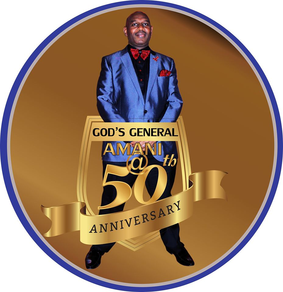 Pastor Amani Golden Jubilee