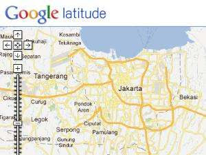 google latidude