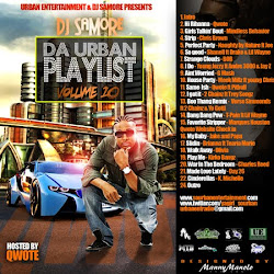 Da Urban Playlist Vol.10