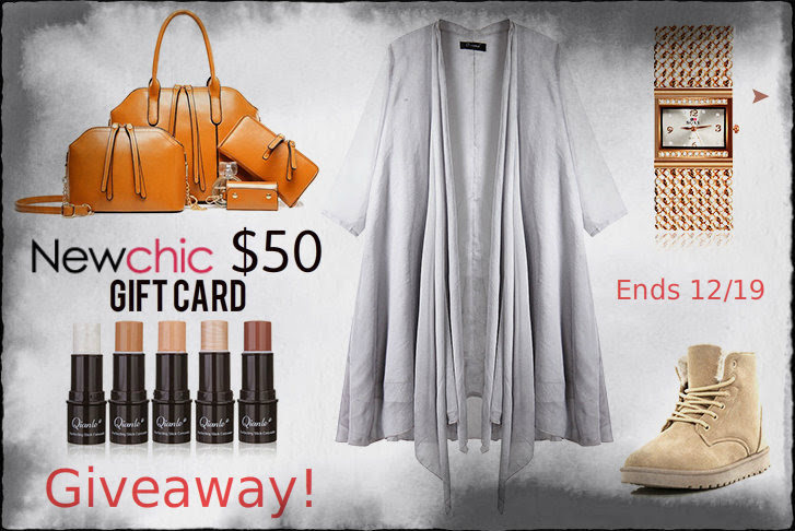 New Chic $50 GIft Card Giveaway