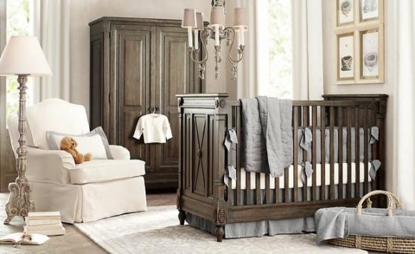 Habitaciones de lujo para beb dormitorios con estilo - Dormitorios para bebe ...