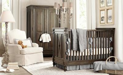Dormitorio de lujo para bebé