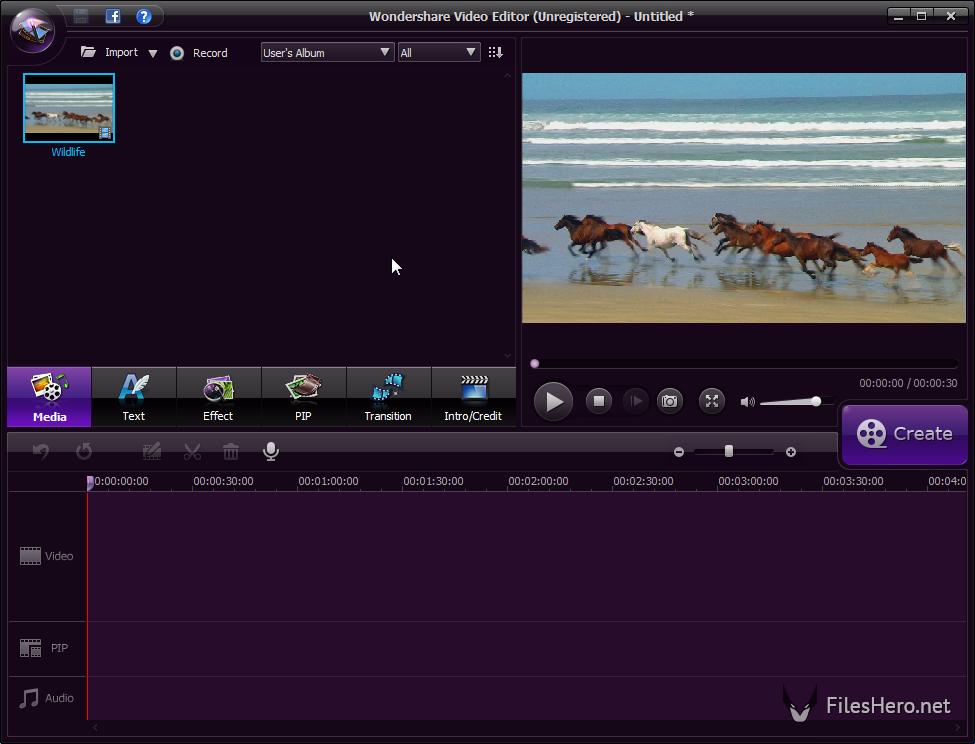 wondershare video editor with crack