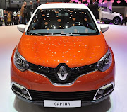 Renault Captur renault captur concept