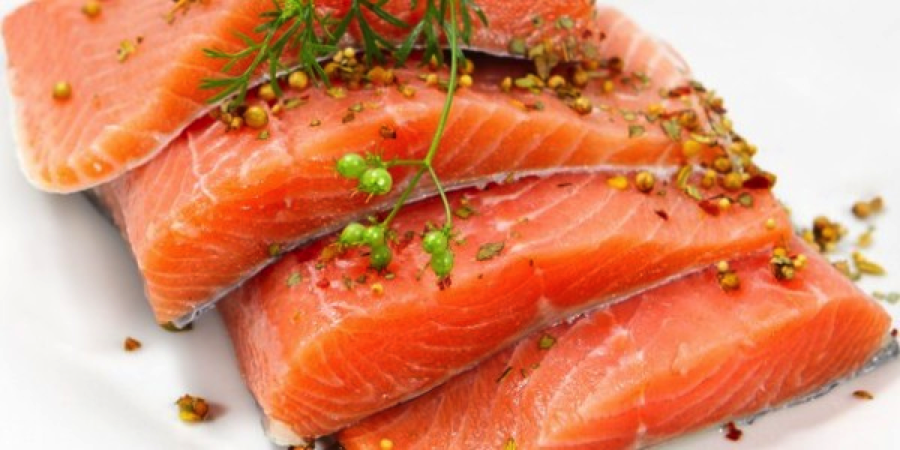 Harder better faster stronger 8 power foods for rowers for How to make fish food