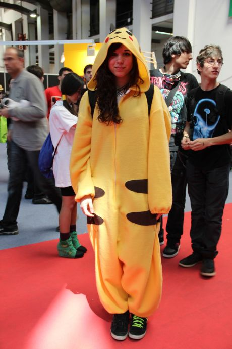 Especial Cosplay: Salon del Comic de Barcelona 2013 (II)