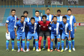 AFC U-19 Championship: Palestine 1-0 India