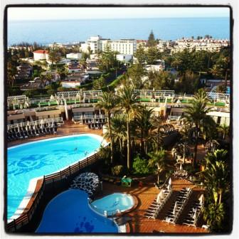 Hotel Gloria Palace San Agustin, Gran Canaria