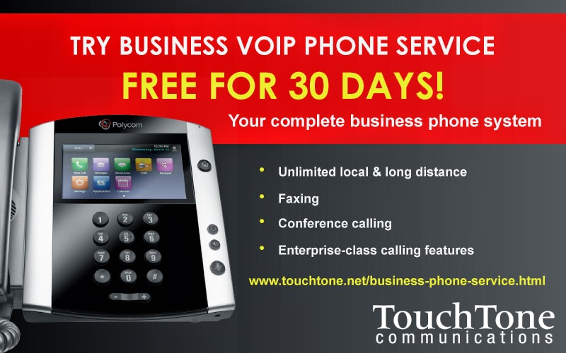 Free Trial Business VoIP