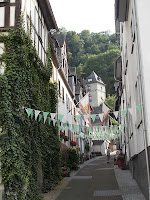 St Goar - Middle Rhine - Germany