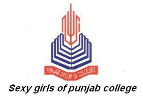 Sexy girls of Punjab College