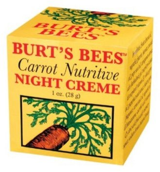 http://www.walmart.com/ip/Carrot-Nutritive-Night-Creme-Burt-s-Bees-1-oz-Cream/31211140