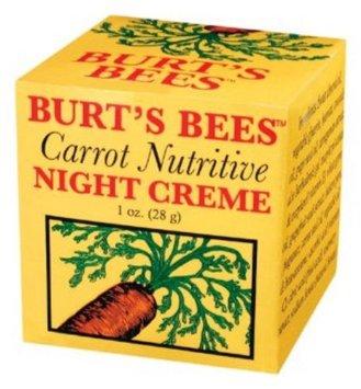 http://www.walmart.com/ip/Carrot-Nutritive-Night-Creme-Burt-s-Bees-1-oz-Cream/31211140
