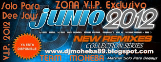 Musica Remix Junio 2012