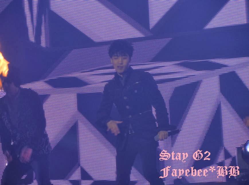 Seungri at Gmarket Concert