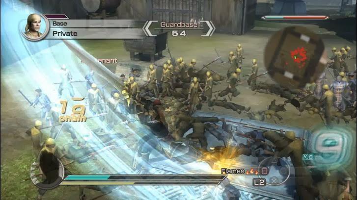 Download Game Dynasty Warrior 6 gratis