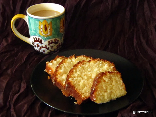coconut cake- a perfect cake as accomoaniment with your evening cuppa coffee
