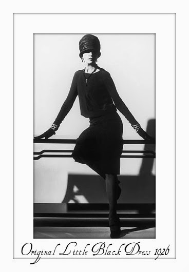 In 1926 The Little Black Dress Was Born And Never Went Away Even Though It Made A Brief Disearance Mid 50 S Came Back Vengeance