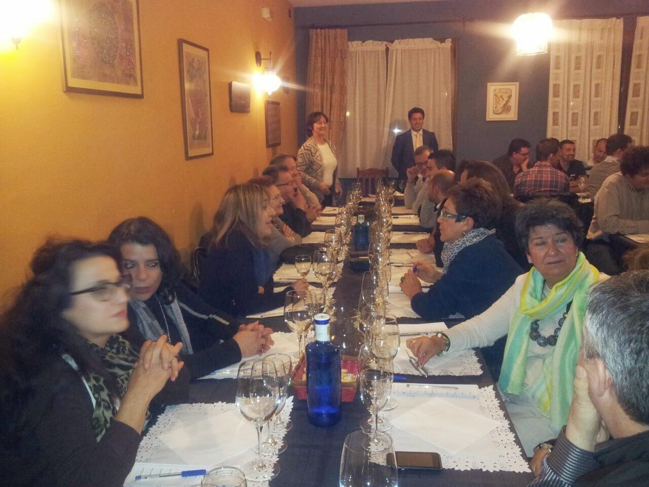 Cata de vinos en Cuenca