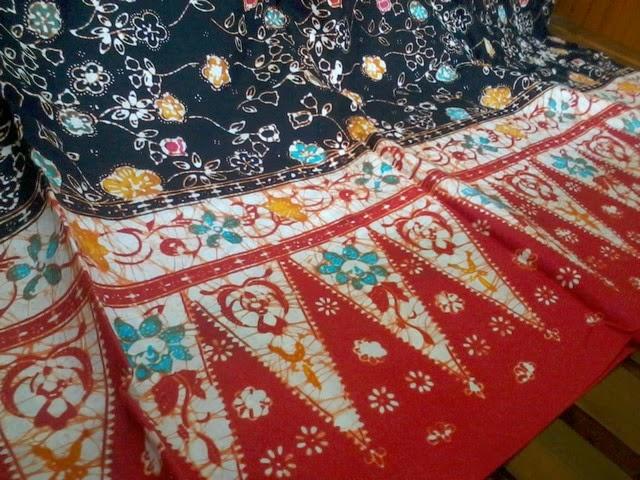 Batik Bermotif KAIN BATIK