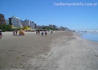 Playa céntrica en San Bernardo