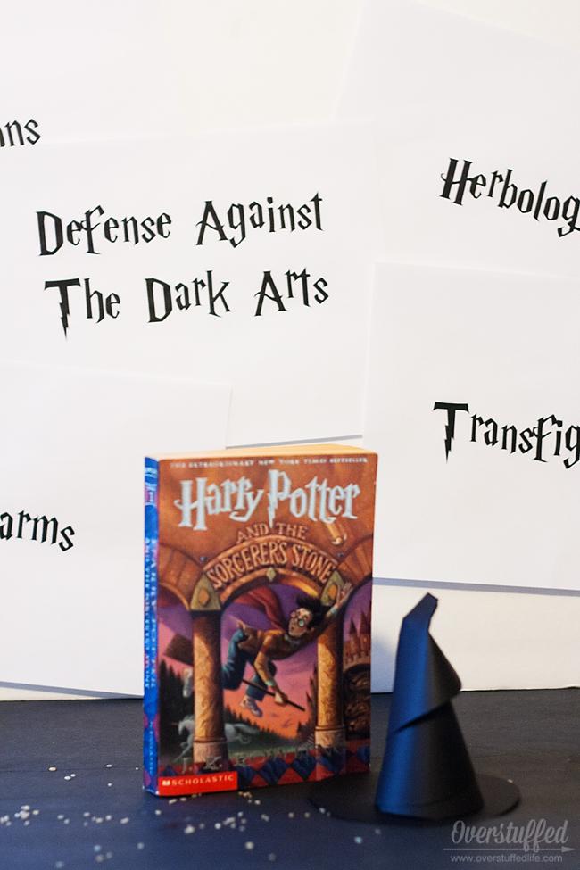 Harry Potter Book Club : Harry potter book club ideas overstuffed