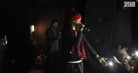 VIDEO REVIEW: Spenzo - Live at Bottom Lounge with Ty Dolla $ign