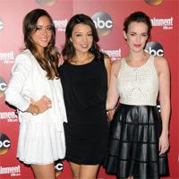 Especial:  Ming-Na Wei (Agente Melinda May), Chloe Bennet (Skye) y Elizabeth Henstridge (Agente Jemma Simmons),  las chicas de la serie Agentes de S.H.I.E.L.D.