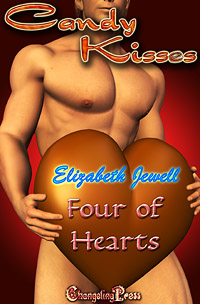 Four of Hearts by Elizabeth Jewell