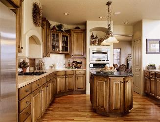 Kitchen Cabinet Decorating Ideas on Kitchen Cabinets Pictures   Kitchen Design   Best Kitchen Design Ideas