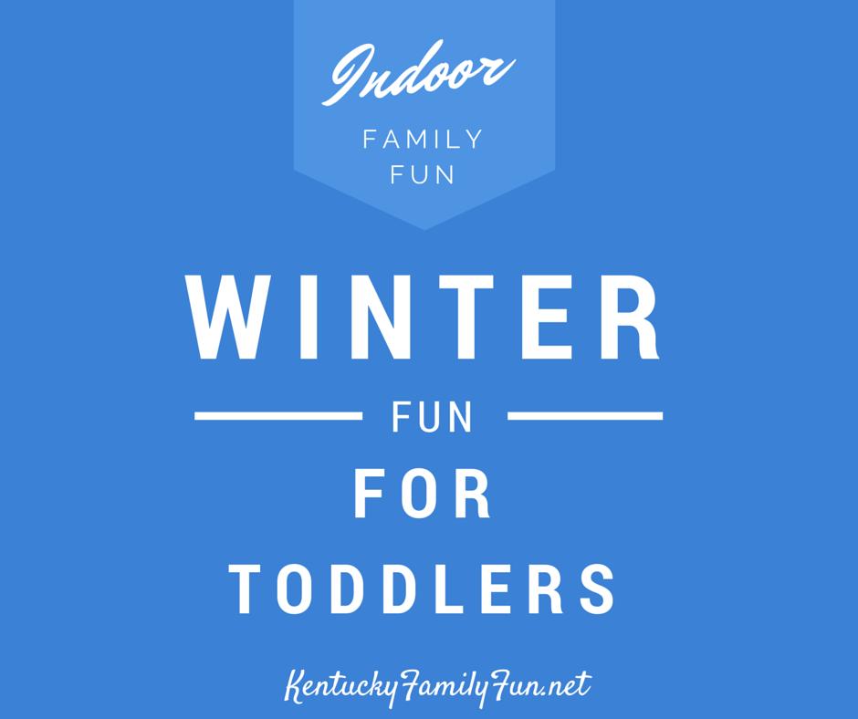 Blazers Fun Zone: Kentucky Family Fun: Winter Fun For Toddlers