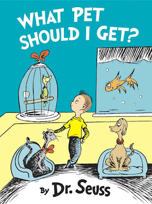 New Dr Seuss book, New book releases