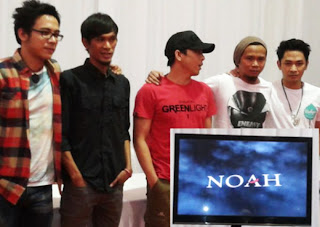 NOAH BAND Baru Peterpan
