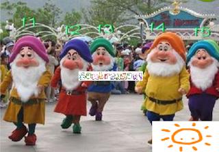Badut Dwarfs