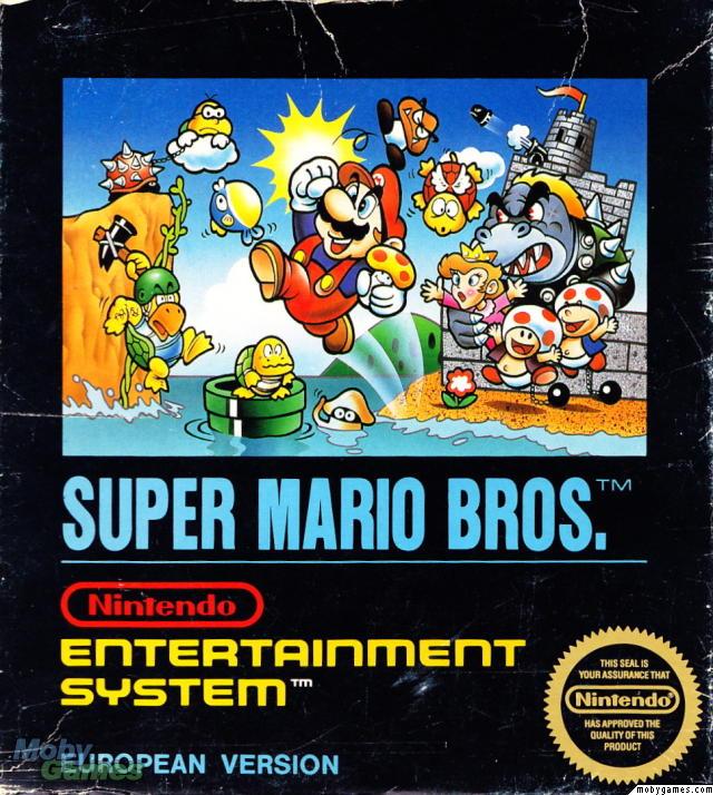 Retrojuego #5 - Super Mario Bros