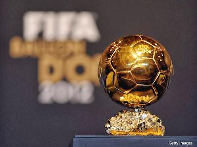 Candidatos Balón de Oro 2013 FIFA