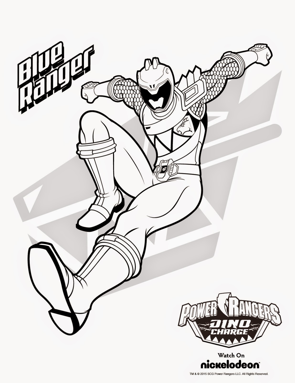 Power Rangers Coloring Pages Pdf : New age mama get charged up this spring with power