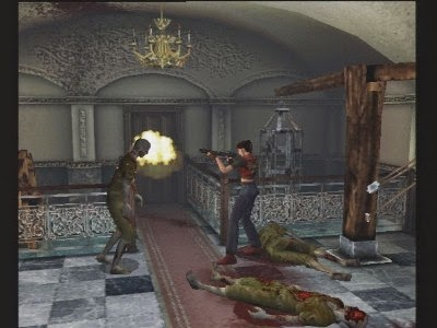Resident Evil: Code Veronica  Ps2 Iso Ntsc www.juegosparaplaystation.com