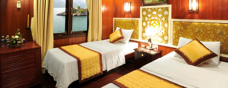 Halong Majestic cruise 3 days