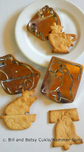 EXCLUSIVE COOKIE CUTTERS FOR LA CUISINE