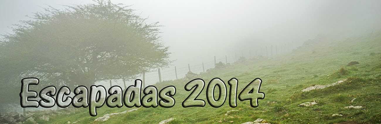 Escapadas 2014